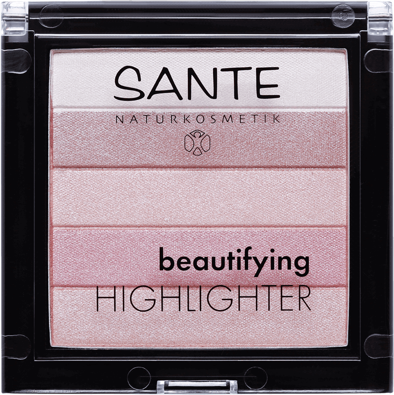 Highlighter Paletta 02 rose